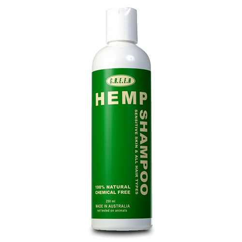 Hemp Hair Shampoo 250ml