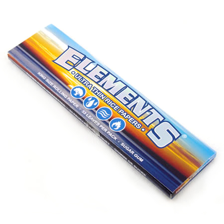 Elements King Size Premium Papers
