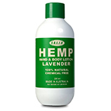 Hemp Body Lotion Lavender