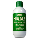 Hemp Body Lotion Lemongrass