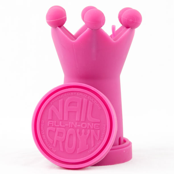 Nail Crown Standard Colour Changing