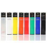 Clipper Lighters Solid Colour