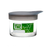 420 Science Wide Mouth Jar Small THC