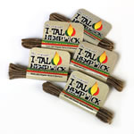 I-tal Hemp Wick Small x 5