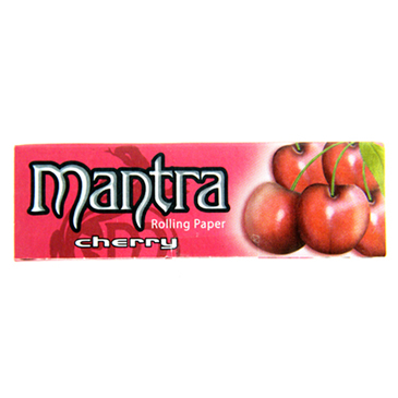 Mantra 1.25 Cherry Rolling Papers