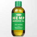 Hemp Massage Oil 200ml