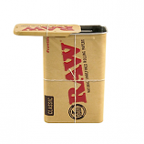 RAW Tin with Sliding Top