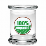 420 Science Jar Large 100% Organic