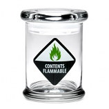 420 Science Jar Medium Flammable