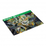 Oil Slick Canvas Dab Mat-10