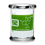 420 Science Jar Medium THC