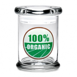 420 Science Jar Medium 100% Organic