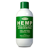 Hemp Body Lotion Unscented