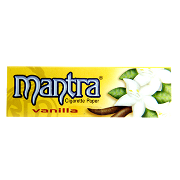 Mantra 1.25 Vanilla Rolling Papers