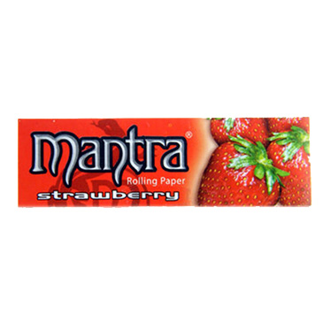 Mantra 1.25 Strawberry Rolling Papers