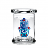 420 Jar Medium Hamsa