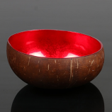 Coconut Bowl Red