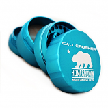 Cali Crusher Homegrown 60mm 4 Piece Hard Top Aqua